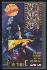 Fantascienza I VAMPIRI DELLO SPAZIO QUATERMASS II AVOFILM VHS 3502 - 182ro