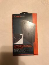 Blackweb BWA17AV014 Composite/S-Video to HDMI converter upscaler