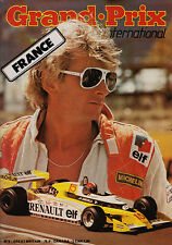 Grand Prix International French G P 1979- Arrows A2,Jabouille, Depailler,