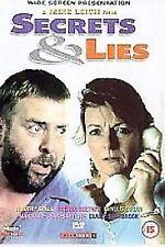 Secrets And Lies DVD Region 2 Mike Leigh, Brenda Blethyn, Timothy Spall 2007