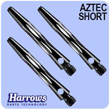 Harrows Aztec Aluminium Shaft Schaft Dart Zubehör verschieden Farben und Längen