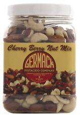 Germack Cherry Berry Snack Mix - Three jars - 16 Oz each!