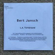 Bert Jansch - L.A. Turnaround - 16 track Promo CDR album