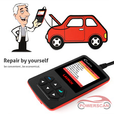 LAUNCH X431 Creader V+ Auto Diagnostic OBD2 Engine Check Code Reader Scanner I/M