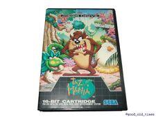 ## Taz Mania - SEGA Mega Drive / MD Spiel - TOP ##