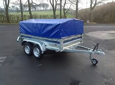 Lider Florence Camping Trailer with High Cover Kit saver package