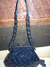 Marc Jacobs Quilted little stam bag purse patent leather retails $995
