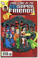 DC SUPER FRIENDS #6, NM-,  Batman, Superman, Wonder Woman, 2008, more in store