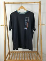 VTG Tommy Hilfiger Men's Spellout Since 1985 Ringer Short Sleeve T-Shirt Sz L