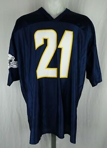 '#21 LaDainian Tomlinson' Los Angeles Chargers NFL Team Apparel Men's Jersey