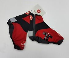 Castelli Narcisista Windproof Cycling Shoe Covers Size S