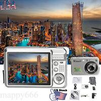 18 Mega Pixels CMOS 6.9cm 1280 x 720p TFT LCD écran hd appareil photo numérique