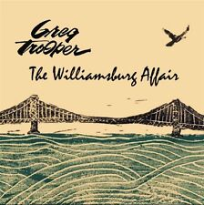 Williamsburg Affair by Greg Trooper (CD, Sep-2013, 52 Shakes)