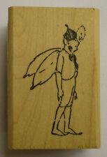 Garden Sprite / Pixie Rubber Stamp PW
