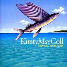 Kirsty MacColl Tropical brainstorm (2000) [CD]