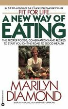 A New Way of Eating from the Fit for Life Kitchen by Marilyn Diamond, Good Book