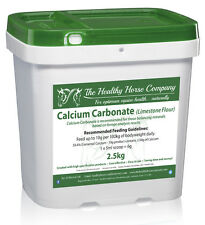 Calcium Carbonate (Limestone Flour) 2.5kg Refill (Bones,Teeth & Hooves)