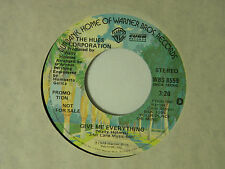 The Hues Corporation 45 GIVE ME EVERYTHING (stereo / mono) ~ WB VG++