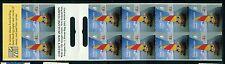 NEW ZEALAND Sc1621a MNH 1999 $4 Optimist Sailboat Booklet of 10 SCV$6