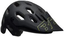 Bell Super 3 MIPS Cycling Helmet (Matte Black/Retina Sear Simp / Small Size)