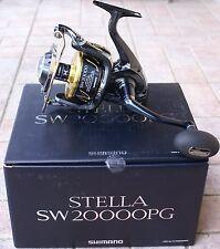 Shimano Stella SW20000PG  // STL20000SWBPG // Fishing Reel Made In Japan