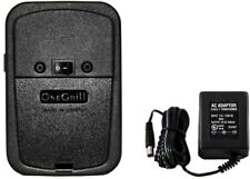 OneGrill Black Cordless Rotisserie Motor w/AC Adapter 4PM03