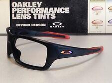 Oakley Turbine Ruby Fade w/ Ruby Fade Oakley Icons - SKU# 9263-3763 Brand New