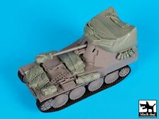 Black Dog 1/35 Marder III Canvas Covers & Accessories Set WWII (Dragon) T35160