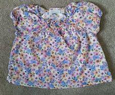JoJo Maman Bébé 100% Cotton Girls' T-Shirts & Tops (0-24 Months)