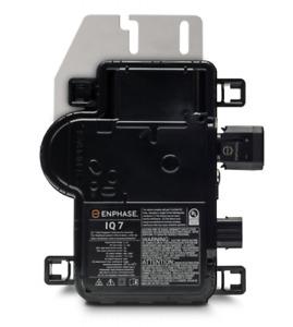 micro Inverter Enphase IQ 7 Grid Support  UK Stockist
