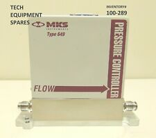 Mks 649A-25014 Pressure Controller 50 Sccm He *used working, 90-day warranty