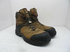 "Kodiak Men's Journey 6"" CTCP Safety Work Boot Brown/Black Size 11M"