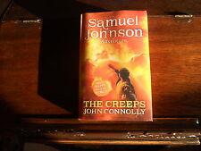 THE CREEPS, John Connolly, SIGNED& DOODLED, 1st ed/1st printing UK 2013 HCDJ