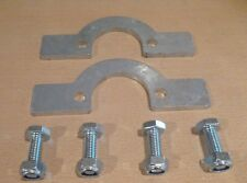 LAND ROVER DEFENDER FRONT SPRING RETAINERS - VERY HEAVY DUTY!