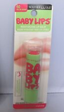 Maybelline Baby Lips Limited Edition RARE~Melon Mania 60