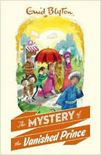 The Mystery of the Vanished Prince (Mystery 9), New, Blyton, Enid Book