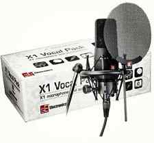sE Electronics X1  Vocal Mic Pack with full Aust WTY  Best value home studio Mic