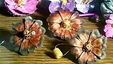 50 Pcs. Pinecone Flowers Mix Elemental Exchanges Rustic Forest Shabby Nature