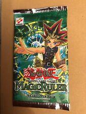 YU-GI-OH SEALED 9 CARD PACK OF MAGIC RULER