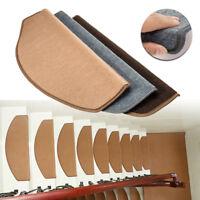 15x tapis d'escalier carpette escalier tapis de protection non antidérapant