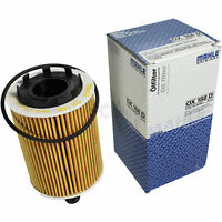 Original MAHLE / KNECHT Ölfilter OX 188D Öl Filter Oil