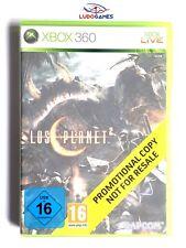 Lost Planet 2 Xbox 360 Nuevo Precintado Promo Sealed Retro Brand New PAL/UK