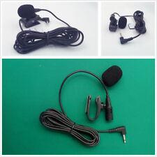 4.5V 3.5MM External Mic For Car Auto Radio Bluetooth GPS DVD MP5 Stereo Receiver