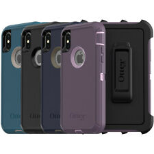 OtterBox for Apple iPhone XS [Defender Series] Case Cover Belt Clip Tough Dual L