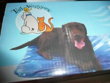 TAIL WAGGERS COOLING PET DOG/CAT BED EXTRA STRONG MEDIUM 91CMX60CM NEW