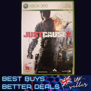 Just Cause 2 Xbox 360 Game TESTED PAL