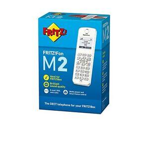 Fachhändler! AVM Fritz Fon M2 Dect-Komforttelefon, internationale Version