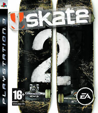 Sony PlayStation 3 Ps3 Game Skate 2 Complete