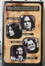 70's Folk Rock by Various Artists Cassette Tape
