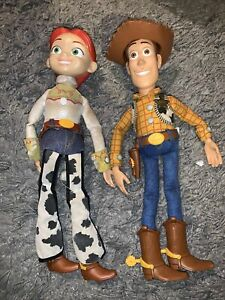 Disney Toy Story Interactive Woody And Jessie